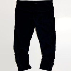 Vogo Athletica Blue Capri Pants Size XL Athletic